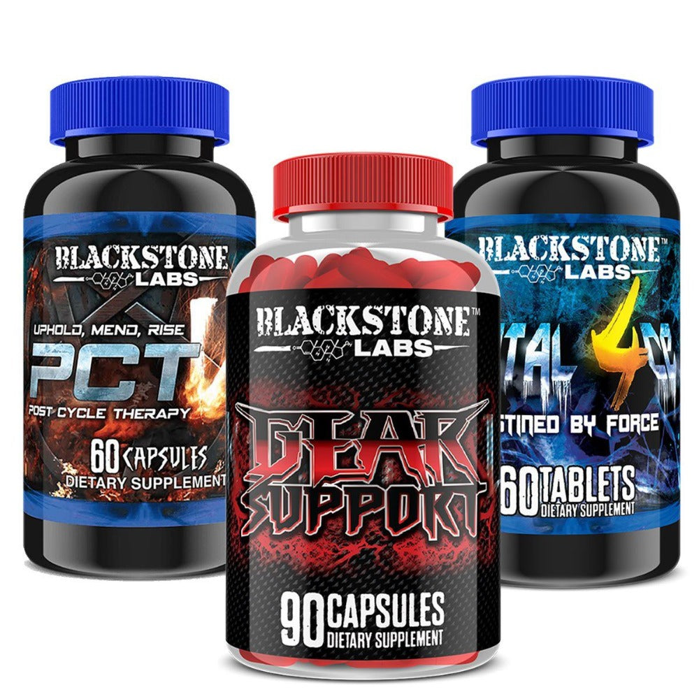 Blackstone Labs Brutal 4ce Stack Prohormones, Andro & Support Blackstone Labs  (1161467166763)
