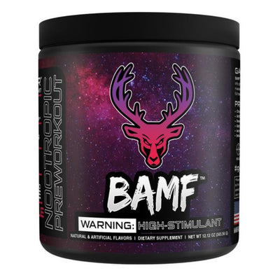 Bucked Up BAMF 30 Servings | Pre-Workout Formerly LIT AF Sports Performance Recovery Bucked Up Jungle Juice  (1825141948459)