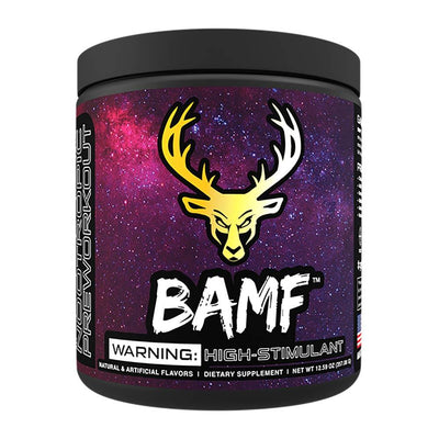 Bucked Up BAMF 30 Servings | Pre-Workout Formerly LIT AF Sports Performance Recovery Bucked Up Summertime  (1825141948459)