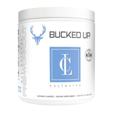 Bucked Up Exclusive Cara Loren Edition Bucked Up Pre-Workouts Bucked Up Blueberry Pomegranate  (1865940107307)