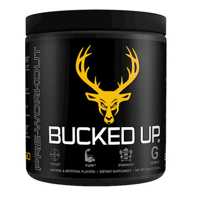 Bucked Up Bucked Up 30 Servings Sports Performance Recovery Bucked Up Mango  (1825115799595)