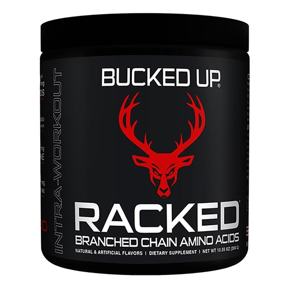 Bucked Up Racked 30 Servings | Branched Chain Amino Acids (BCAAs) Sports Performance Recovery Bucked Up Blood Raz  (1825141915691)