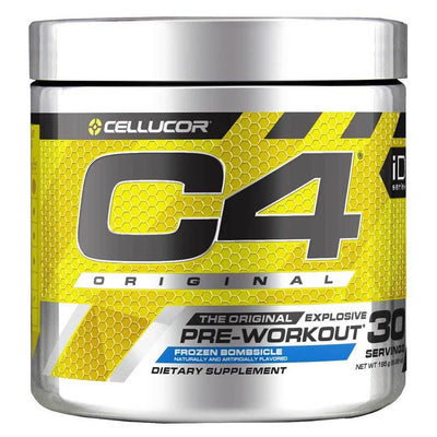 Cellucor C4 30 Servings Sports Performance Recovery Cellucor Frozen Bombsicle  (4380860678209)