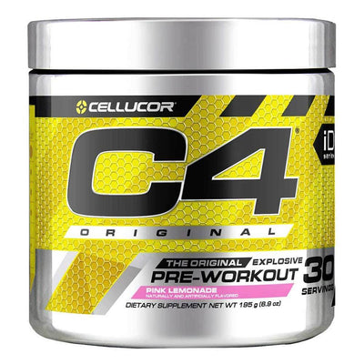 Cellucor C4 30 Servings Sports Performance Recovery Cellucor Pink Lemonade  (4380860678209)