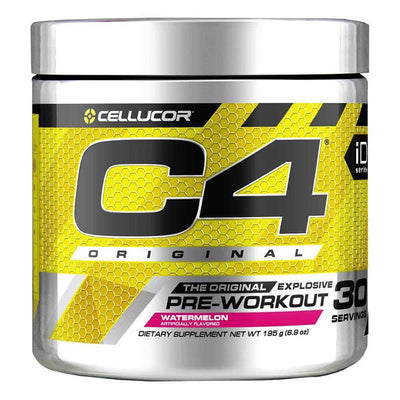 Cellucor C4 30 Servings Sports Performance Recovery Cellucor Watermelon  (4380860678209)