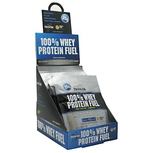 100%WHEY PROTEIN FUEL VAN 10/B Protein vendor-unknown  (1058617262123)