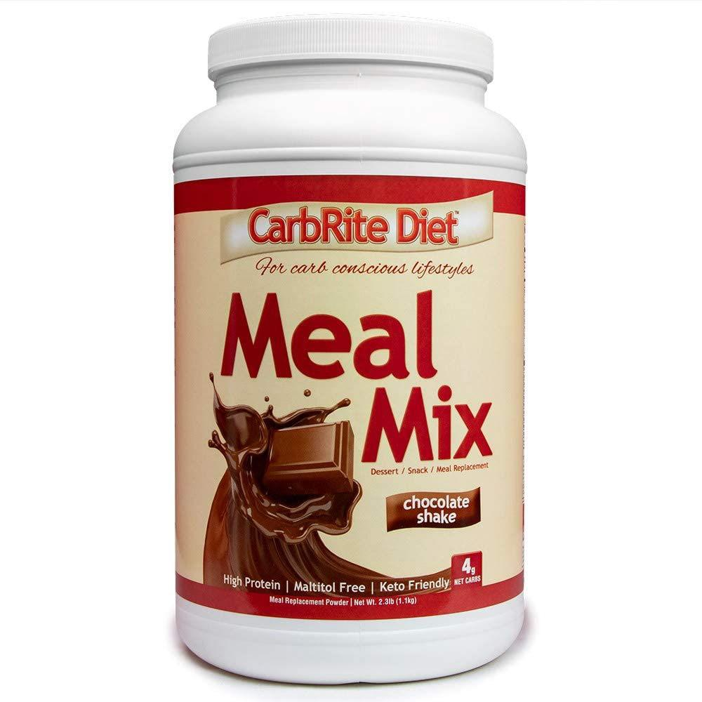 CarbRite Meal Mix Chocolate 2.3lb