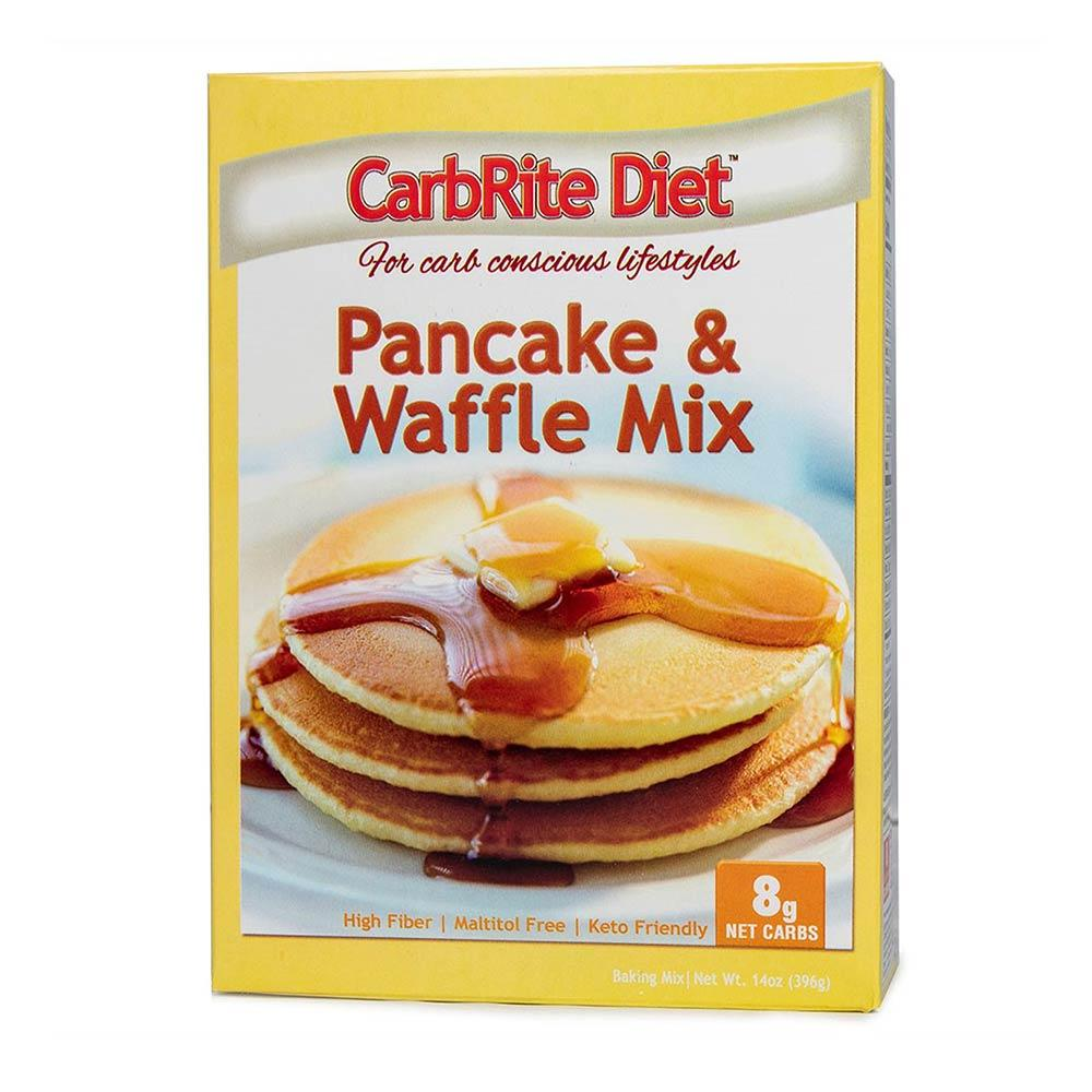 CarbRite Pancake and Waffle Mix 396g