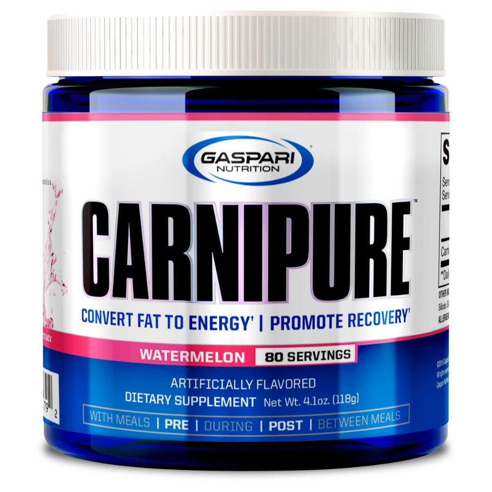 Gaspari Nutrition Carnipure 80 Servings Amino Acids Gaspari Nutrition  (1059244769323)