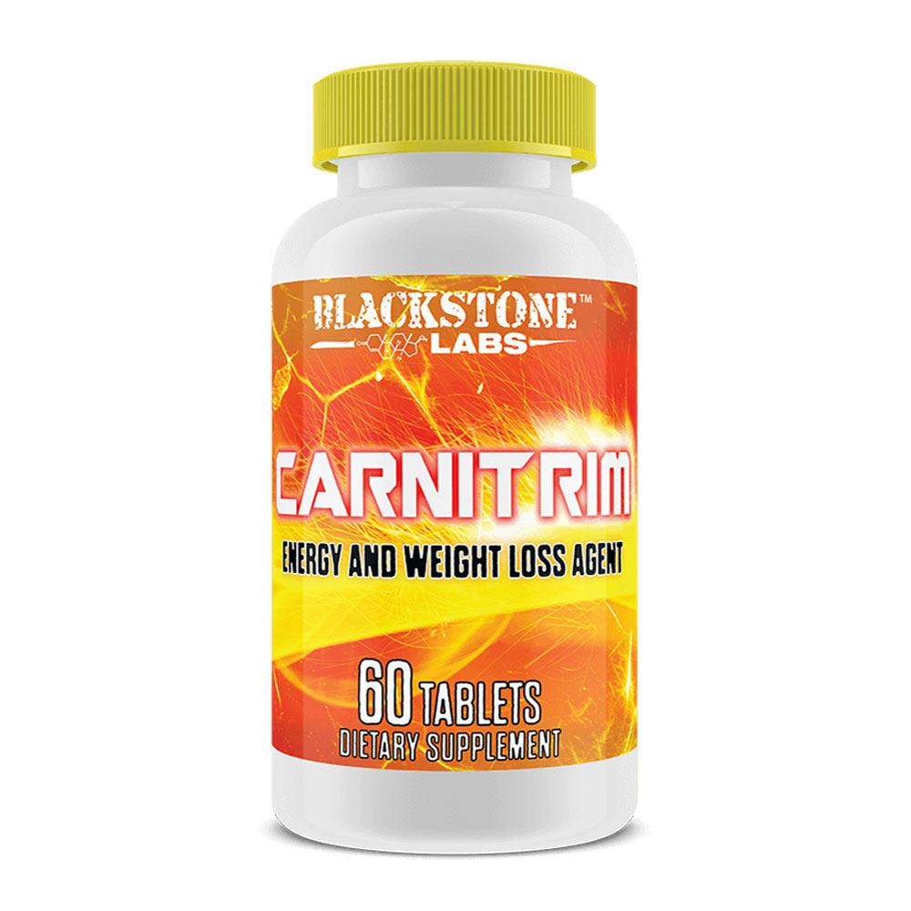Blackstone Labs Carnitrim 60 Tablets Fat Burner Blackstone Labs  (1844257914923)