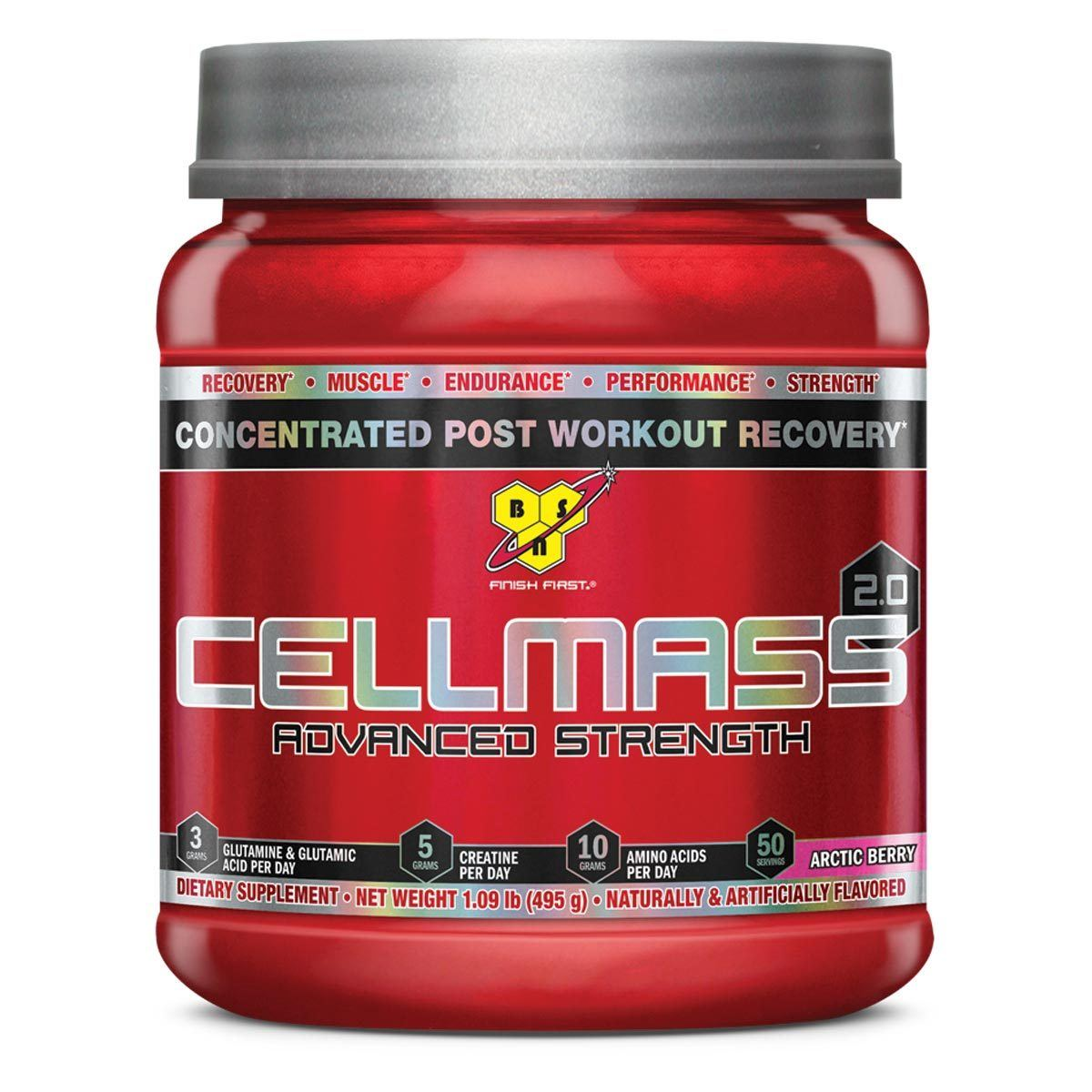 BSN Cellmass 2.0 50 Servings Creatine BSN  (1058788048939)