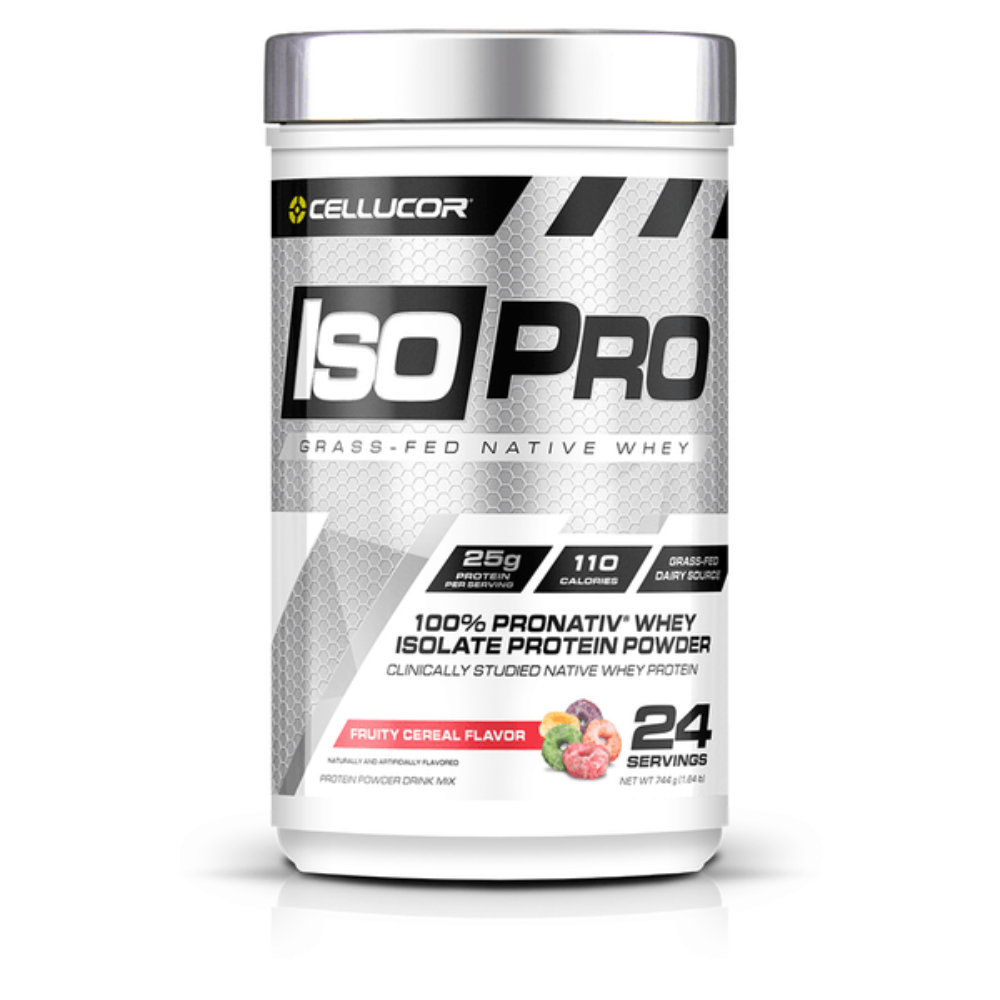 Cellucor IsoPro Protein 2lbs Testosterone Boosters Cellucor  (1231228272683)