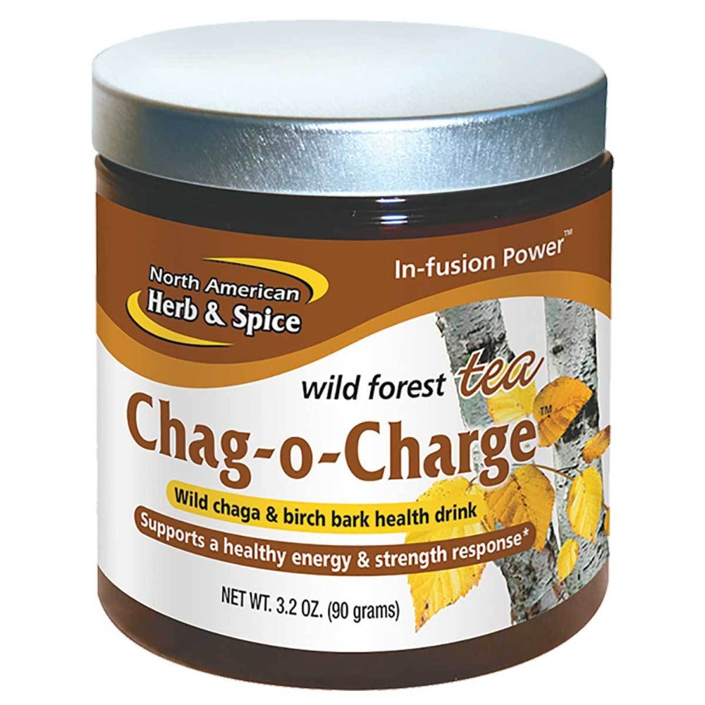 North American Herb & Spice Chag-o-Charge Wild Forest Tea 3.2 Oz Teas North American Herb & Spice  (1059036397611)