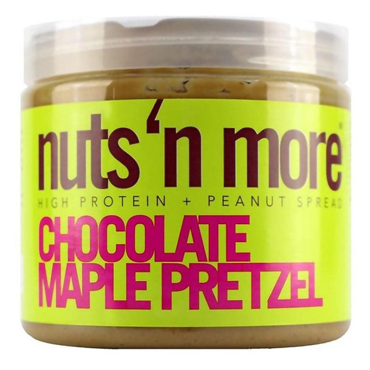 Nuts 'N More Chocolate Maple Pretzel 16 oz Foods & Snacks Nuts 'N More  (1399374446635)