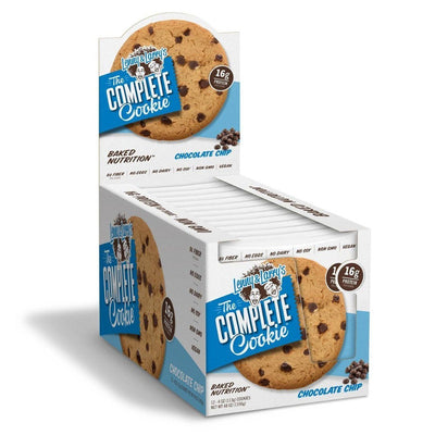 Lenny & Larry's Complete Cookie 12/Box Foods & Snacks Lenny & Larry's Chocolate Chip  (1059222814763)