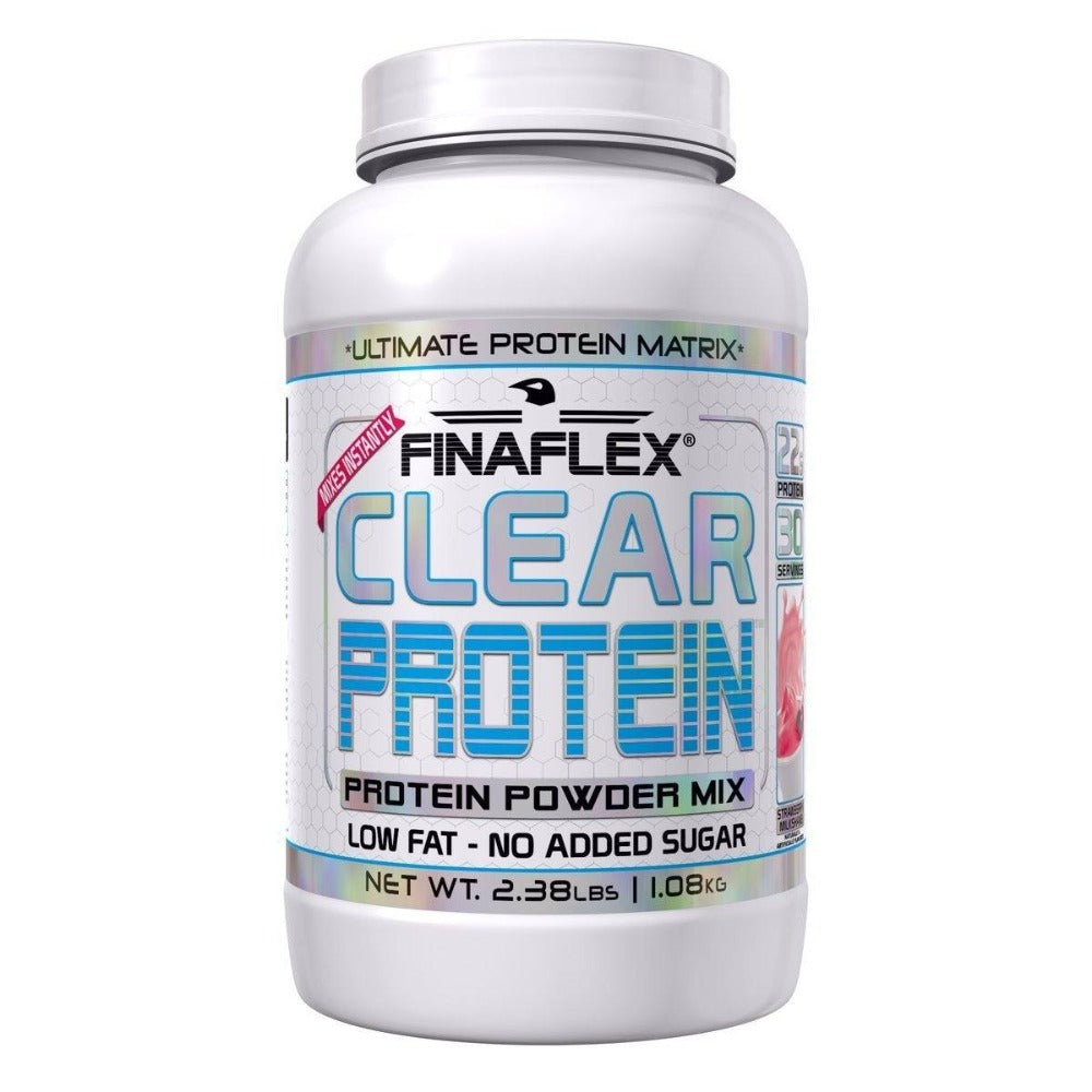 Finaflex Clear Protein 30 Servings Protein Finaflex (redefine Nutrition)  (1059281043499)