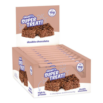 Cloud10 Marshmallow Crispy Treats 10/Box Foods & Snacks Beyond Better Foods Double Chocolate