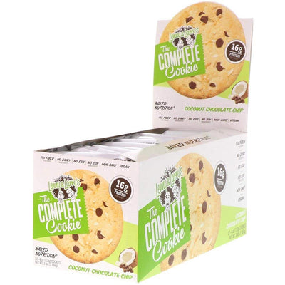 Lenny & Larry's Complete Cookie 12/Box Foods & Snacks Lenny & Larry's Coconut Chocolate Chip  (1059222814763)