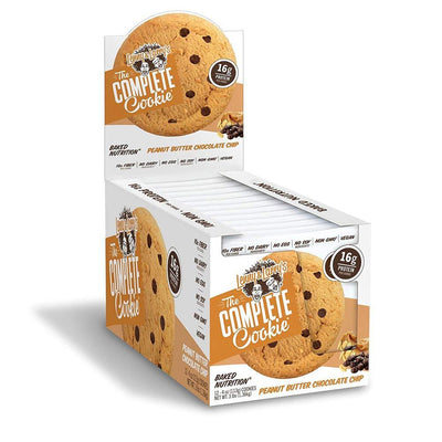 Lenny & Larry's Complete Cookie 12/Box Foods & Snacks Lenny & Larry's Peanut Butter Chocolate Chip  (1059222814763)