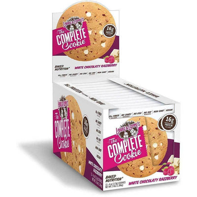 Lenny & Larry's Complete Cookie 12/Box Foods & Snacks Lenny & Larry's White Chocolate Razzberry  (1059222814763)