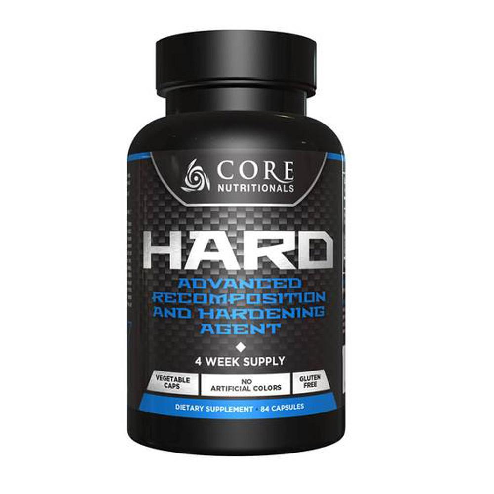 Core Nutritionals Hard 48 Capsules Sports Performance Recovery Core Nutritionals  (4405704622145)