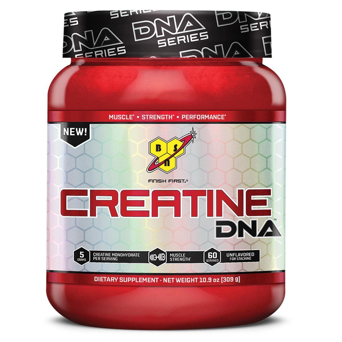 BSN Creatine DNA 60 Servings Creatine BSN  (1059182346283)