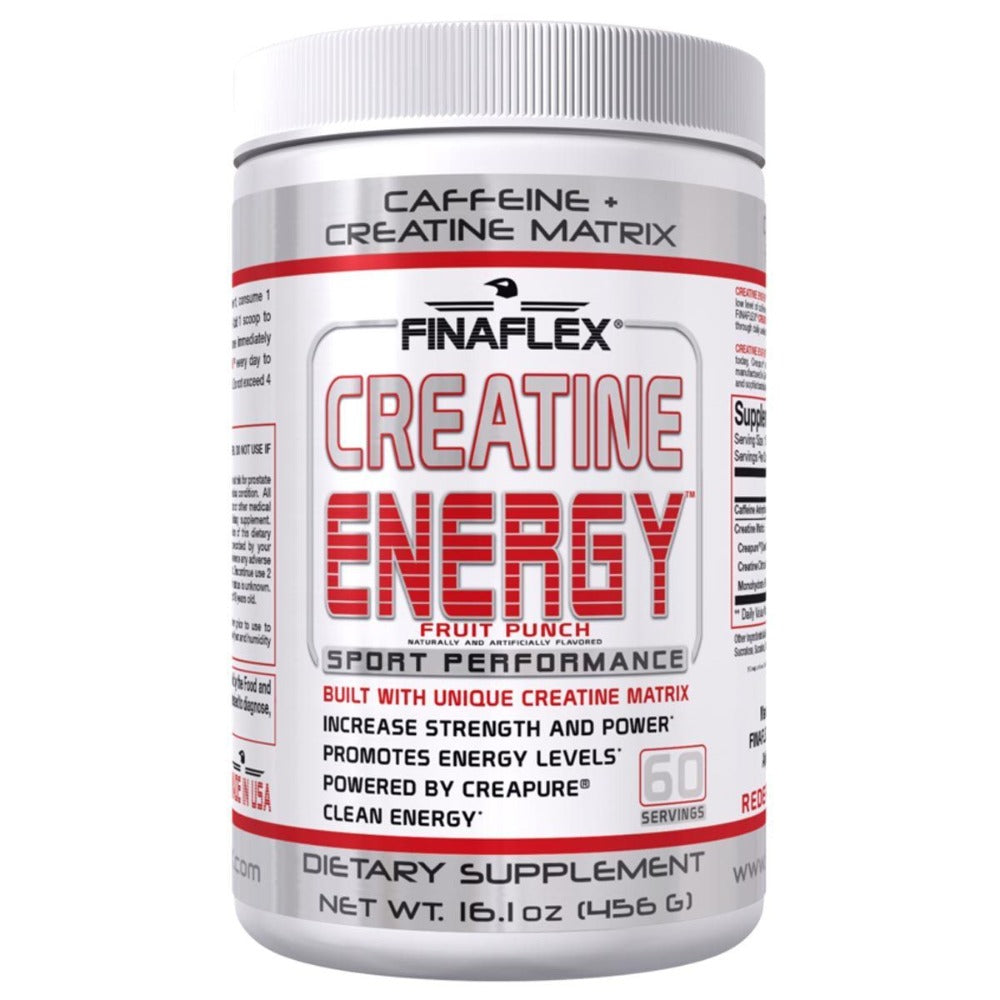 Finaflex Creatine Energy 60 Servings Creatine Finaflex (redefine Nutrition)  (1059281371179)