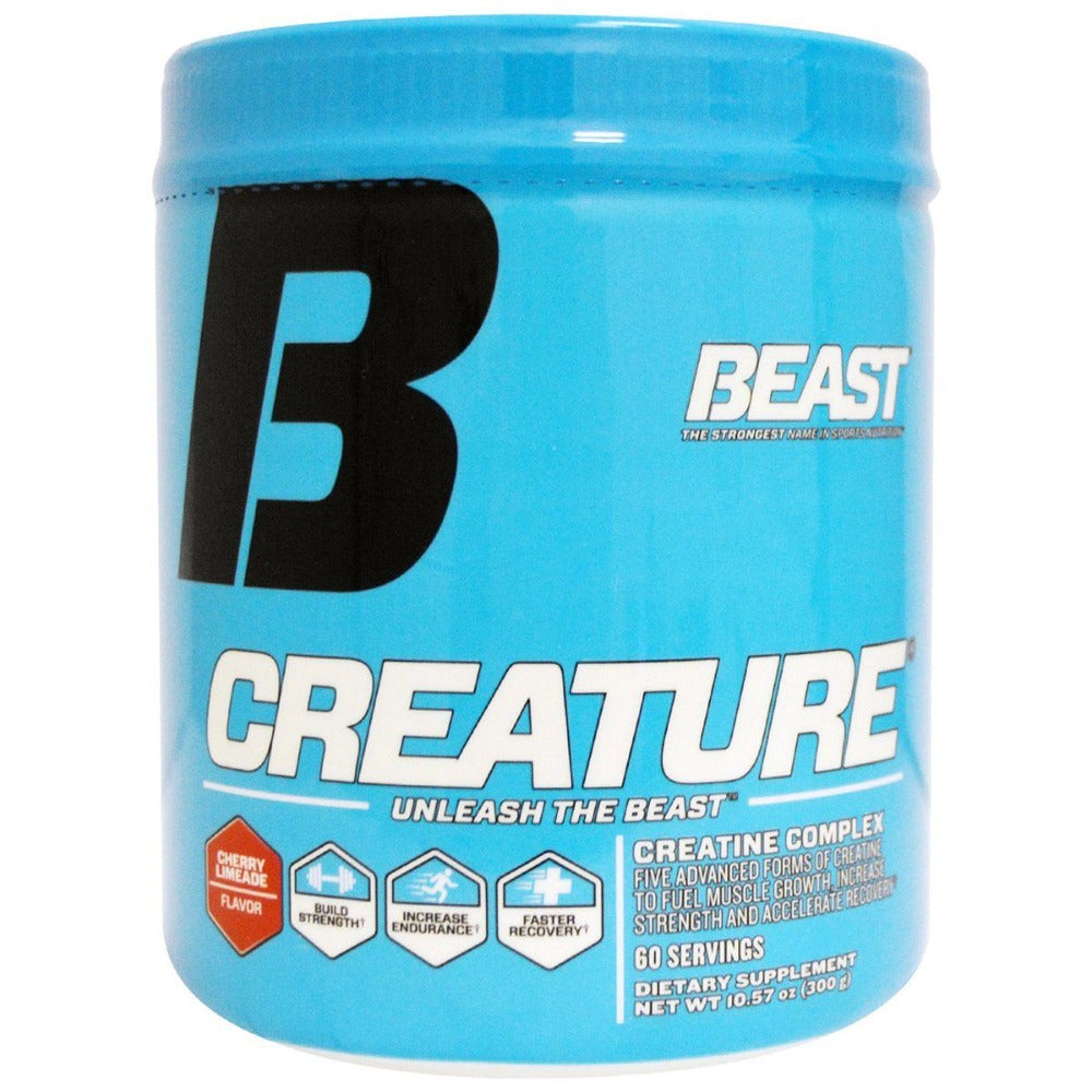 Beast Sports Nutrition Creature Citrus 60 Servings Creatine Beast Sports Nutrition  (1058788540459)