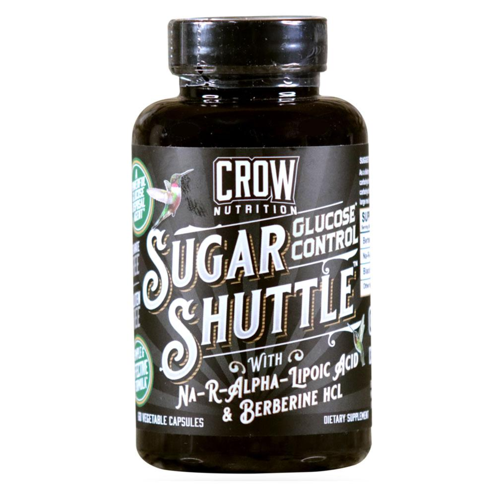 Crow Sugar Shuttle 60 Caps