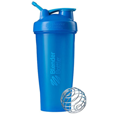 Sundesa Blender Bottle 28 Oz Fitness Accessories and Apparel Sundesa Cyan  (1058185969707)