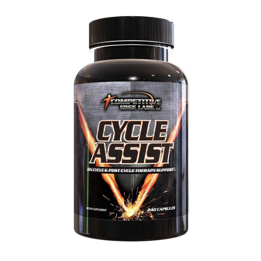 Competitive Edge Labs Cycle Assist 240 Caps Testosterone Boosters Competitive Edge Labs  (1059040591915)