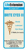 Life Extension Brite Eyes III 2 vials (5 ml each)