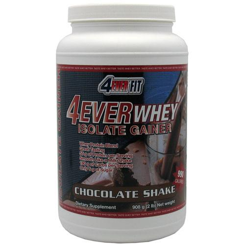 4Ever Fit 4Ever Whey Isolate Gainer Protein 4ever Fit Vanilla Shake  (1058527084587)