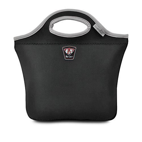 Fitmark The Pac Meal Management Bag Fitmark Black  (1059057827883)