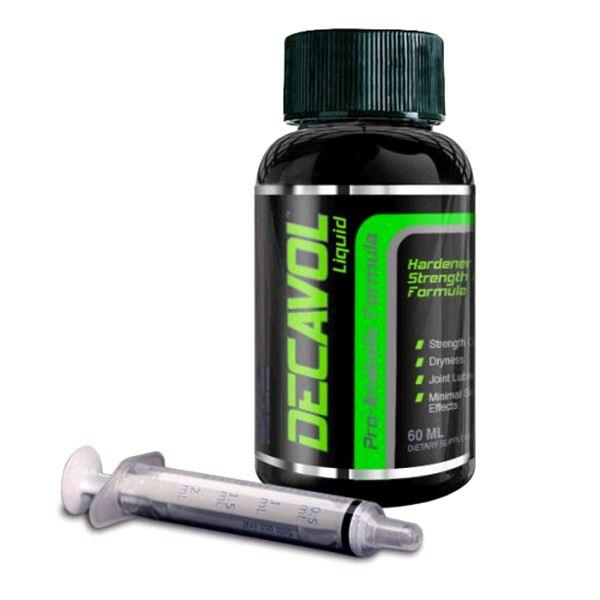 Advanced Muscle Science Decavol Liquid 60 Servings Prohormones, Andro & Support Advanced Muscle Science  (1059090497579)