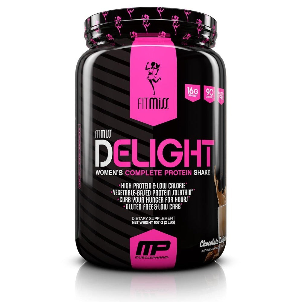 FitMiss Delight Protein 2 Lbs Protein FitMiss  (1059170910251)