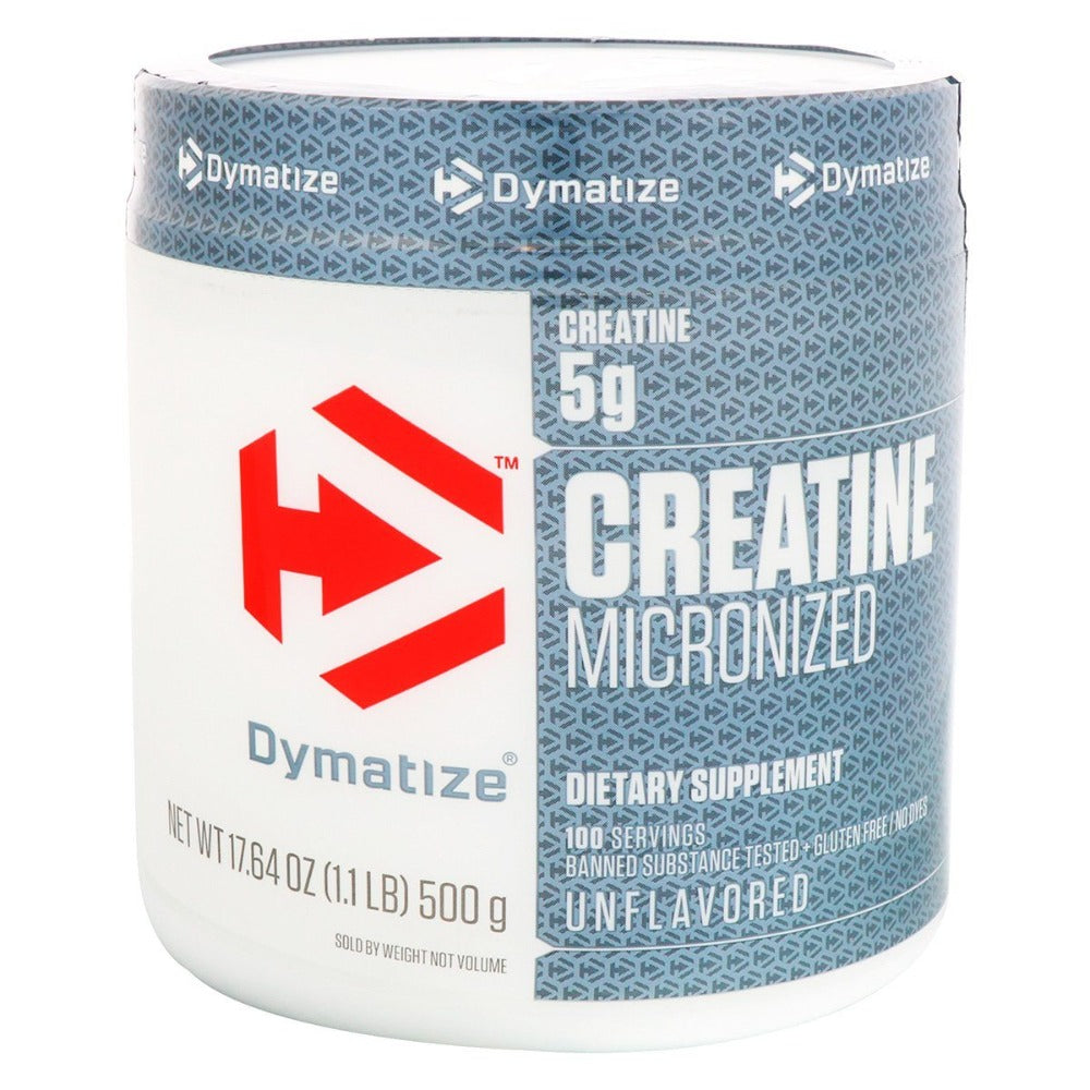 Dymatize Creatine 500 Grams Creatine Dymatize  (1058772090923)