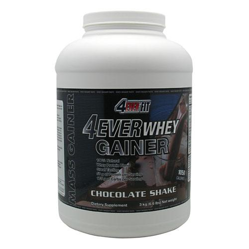 4Ever Fit 4Ever Whey Gainer Protein 4ever Fit Vanilla Shake  (1058526887979)
