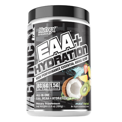 Nutrex Research EAA+ 30 Servings Amino Acids Nutrex Research Maui Twist  (4294748536897)