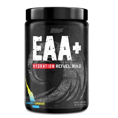 Nutrex Research EAA+ 30 Servings Amino Acids Nutrex Research Blueberry Lemonade  (4294748536897)