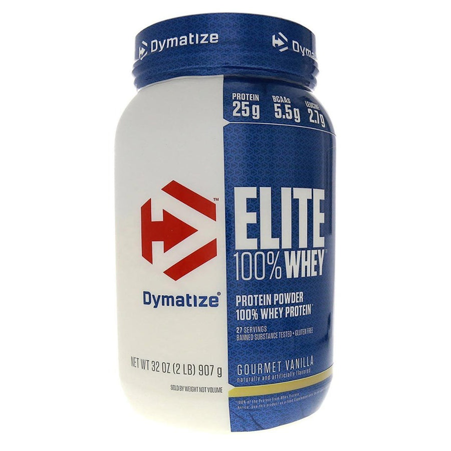 Dymatize Nutrition Supplements Protein Vitamins Super Mass Gainer 2 Lbs Elite Whey