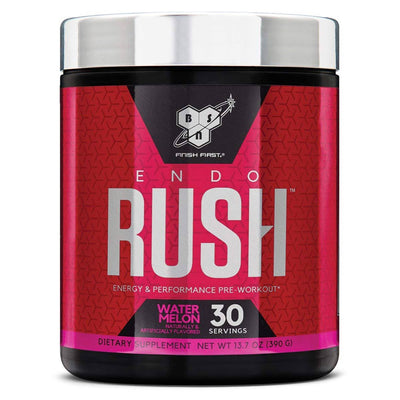 BSN Endorush 30 Servings Pre-workout BSN Watermelon  (1533309091883)