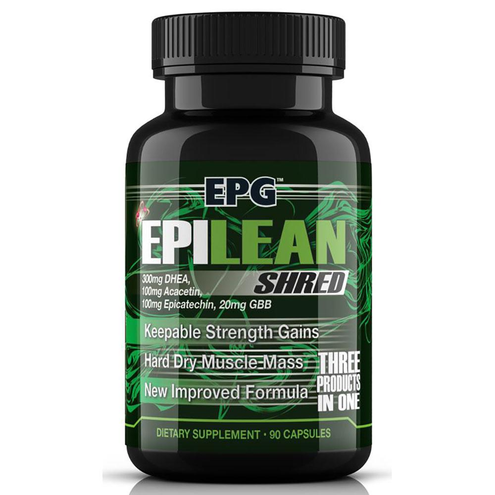 EPG Epilean Shred 90 Caps Prohormones, Andro & Support EPG  (1059198435371)