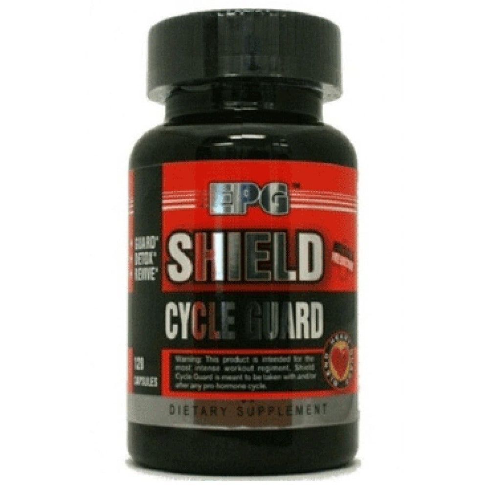 EPG Shield Cycle Guard 120 Caps Discontinued EPG  (1059072344107)