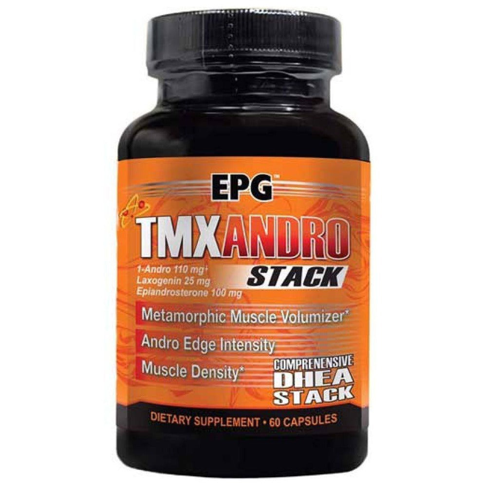 EPG TMX Andro Stack 60 Caps Testosterone Boosters EPG  (1059098361899)