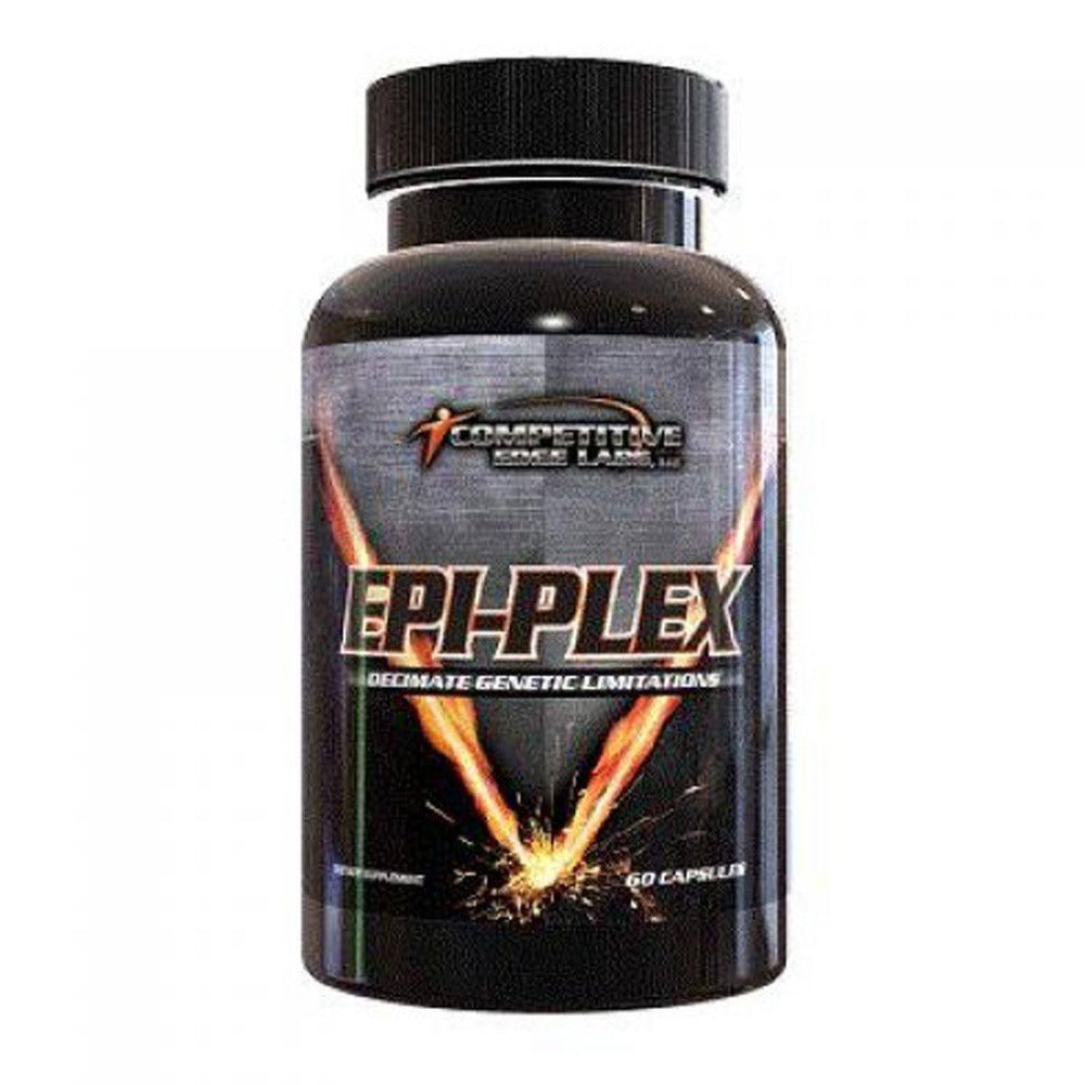 Competitive Edge Labs EPI-PLEX 60 Caps Epicatechin / Myostatin Inhibitors Competitive Edge Labs  (1059161473067)