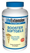 Life Extension Booster 60 Softgels Antioxidants / CoQ-10 Life Extension  (1058257240107)