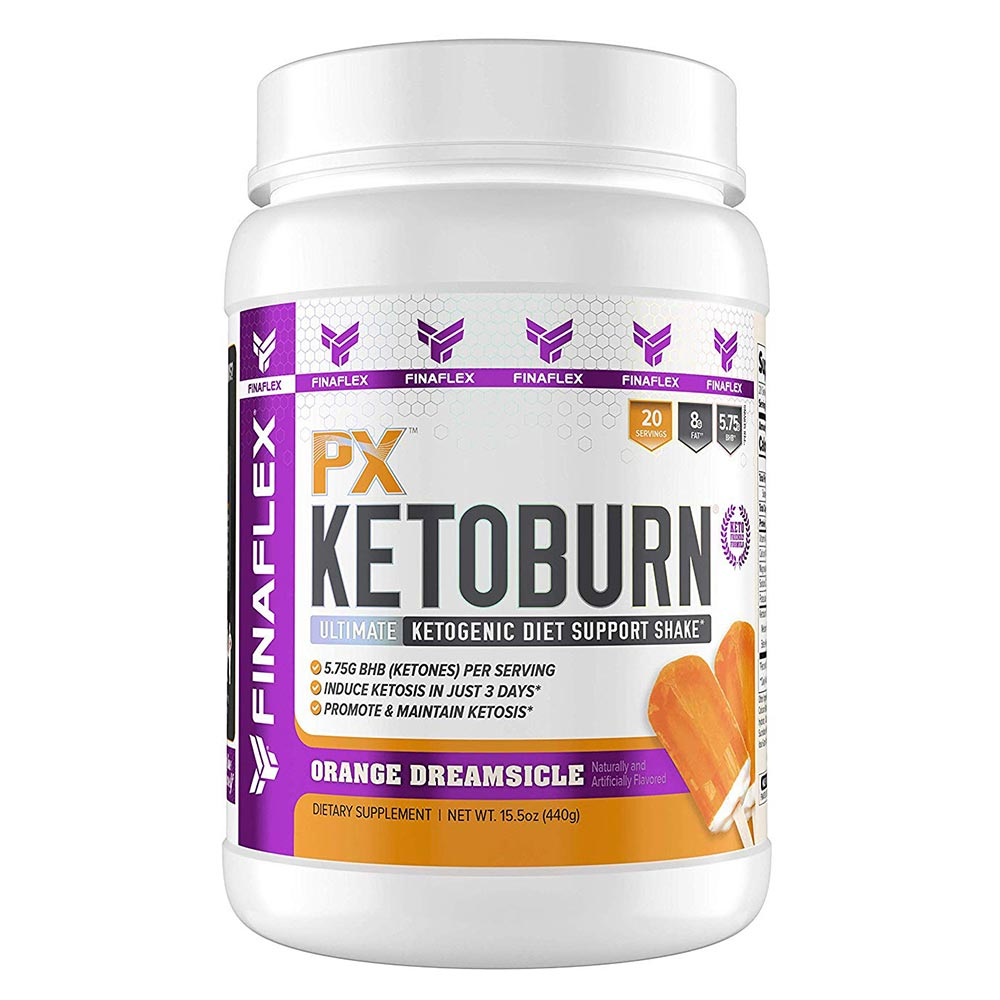 Finaflex PX Ketoburn Orange 20 Servings (1059280748587)