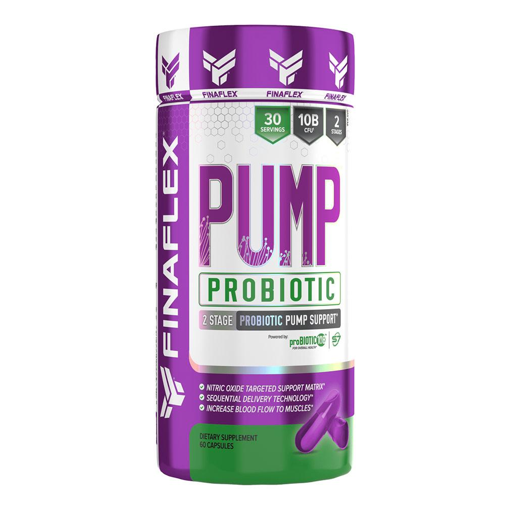 Finaflex Pump Probiotic 60c