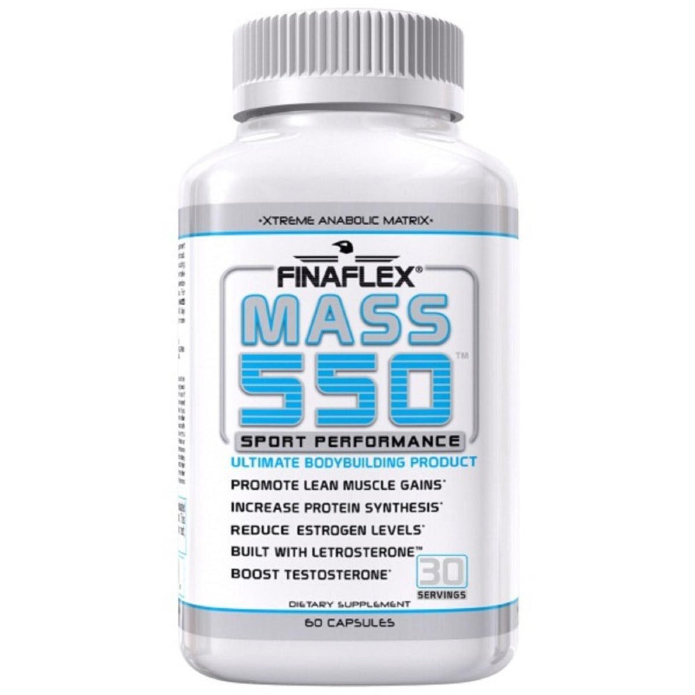 Finaflex (redefine Nutrition) Mass 550 60 Caps Sport Performance / Recovery Finaflex (redefine Nutrition)  (1059084369963)